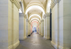 La oficina de correos general (GPO), Melbourne Fotos de archivo