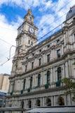 La oficina de correos general vieja en Melbourne CBD Fotografía de archivo libre de regalías