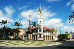 La oficina de correos que construye Bundaberg Fotografía de archivo