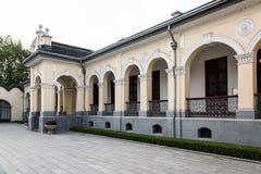 La oficina del Presidend provisional Sun Yetsen Fotografía de archivo libre de regalías