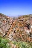 La ojuela bridge Stock Photos