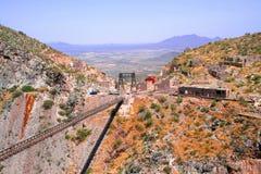 La Ojuela de la mina Fotos de archivo libres de regalías
