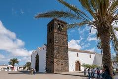 La Oliva Fuerteventura Arkivfoto