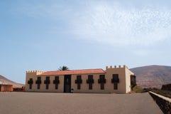 La Oliva, Fuerteventura, isole Canarie, Spagna Fotografia Stock
