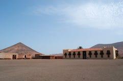 La Oliva, Fuerteventura, isole Canarie, Spagna Immagine Stock