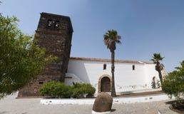 La Oliva, Fuerteventura, wyspy kanaryjska, Hiszpania Obraz Royalty Free