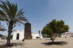 La Oliva, Fuerteventura, wyspy kanaryjska, Hiszpania Fotografia Royalty Free