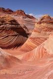 La onda, Arizona Imagen de archivo libre de regalías