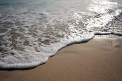 La onda de océano Fotos de archivo libres de regalías