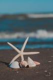 La opinión del paisaje marino fotos de archivo