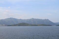 la opinión del puerto de Tolo del hkstp Fotos de archivo libres de regalías