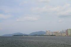 la opinión del puerto de Tolo del hkstp Fotografía de archivo libre de regalías