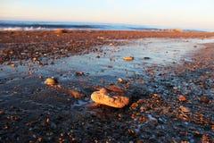 La orilla del mar Báltico Imagenes de archivo