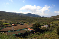 La Orotava city on Tenerife Stock Images