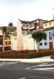 La Orotava city on Tenerife Royalty Free Stock Photos