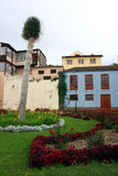 La Orotava city on Tenerife Royalty Free Stock Photography