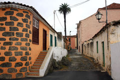 La Orotava city on Tenerife Royalty Free Stock Images