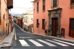 La Orotava city on Tenerife Stock Photo