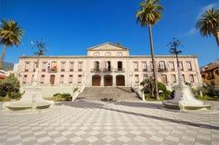 La Orotava, council building in Tenerife, Spain. Stock Images