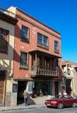 La Orotava en Tenerife Imagen de archivo