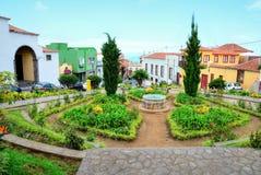 La Orotava, Ténérife Photo libre de droits