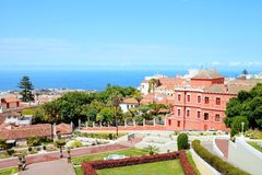 La Orotava, Tenerife Royalty Free Stock Image