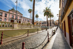 La Orotava. Tenerife, Canary Islands, Spain Stock Photos