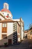 La Orotava Tenerife Canary Islands Spain Stock Photography