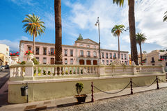 La Orotava. Tenerife, Canary Islands, Spain Stock Photography