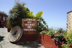 La Orotava, Tenerife, isole Canarie - 29 marzo 2013 immagini stock