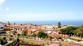 La Orotava, Tenerife stock video