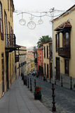 La Orotava Tenerife, Spagna immagine stock libera da diritti