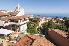 La Orotava Stock Photo