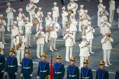 La orquesta presidencial Fotografía de archivo