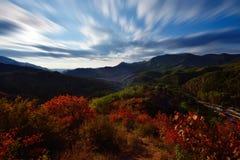 La période de l'automne Photos stock
