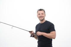La pêche est toujours plaisir Photographie stock