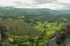 La pace della montagna Fotografia Stock Libera da Diritti