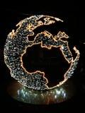 La pace su terra è possibile immagine stock