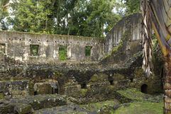 La Pagerie museum in Les Trois Ilets in Martinique Stock Images