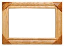La pagina ha fatto il legno del ââof Fotografia Stock