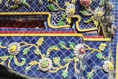 La pagoda è in Wat Pho Bangkok Thailand immagine stock libera da diritti