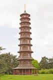 La pagoda Imágenes de archivo libres de regalías