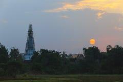 La pagoda Image libre de droits