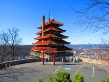La pagoda Immagine Stock Libera da Diritti