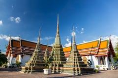 La pagoda chez Wat Pho image stock
