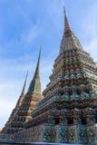 La pagoda chez Wat Pho images libres de droits