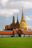 La pagoda de oro fotos de archivo