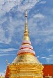 La pagoda de oro Imagen de archivo