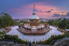 La pagoda imagenes de archivo