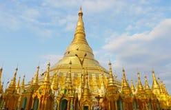 La pagoda de Shwedagon Photographie stock
